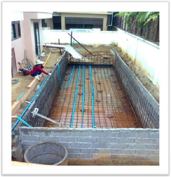 Thongjub sale service design construct - Swimming pool plumbing system design ...